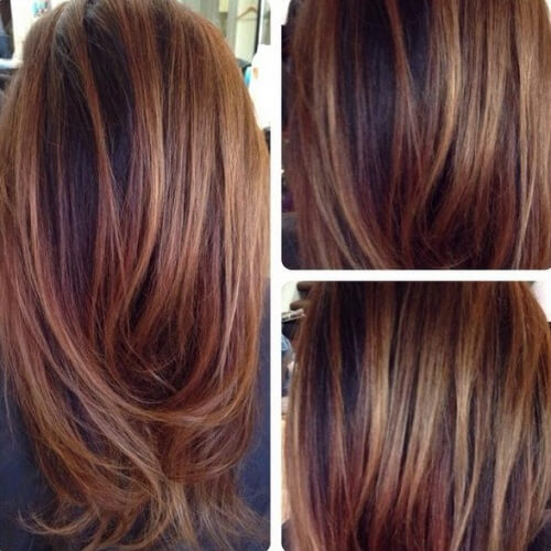 50 Intense Chestnut Hair Color Shade Tones That You Ll