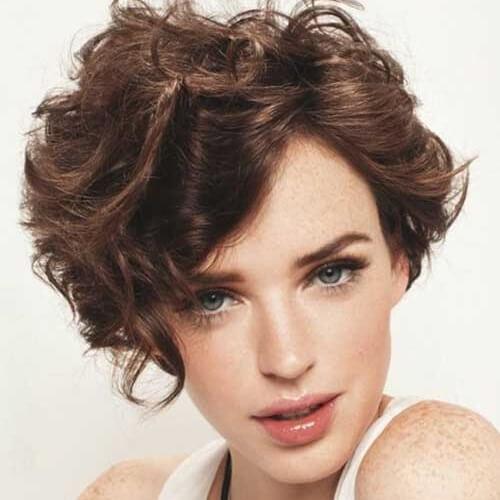 Chestnut Curls