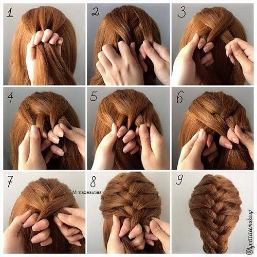 Classic French Braid