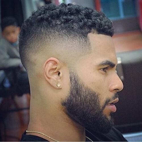 Curly Crewcut