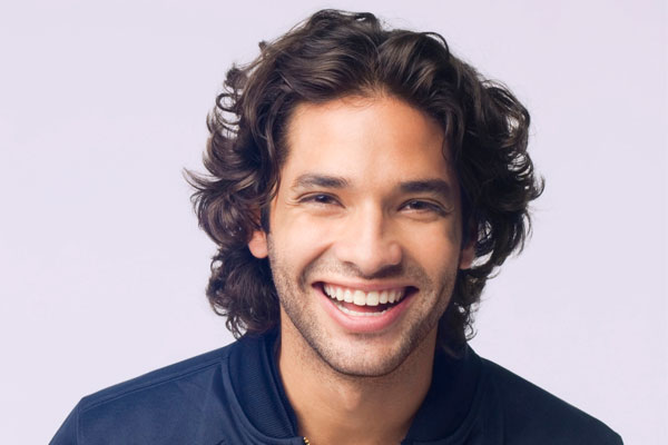 30 Great Curly Hairstyles For Men: Inspirations And Ideas