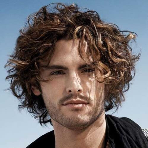 30 Great Curly Hairstyles For Men Inspirations And Ideas