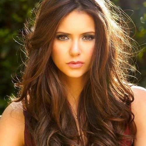 50 Intense Chestnut Hair Color Shade Tones That You'll ...