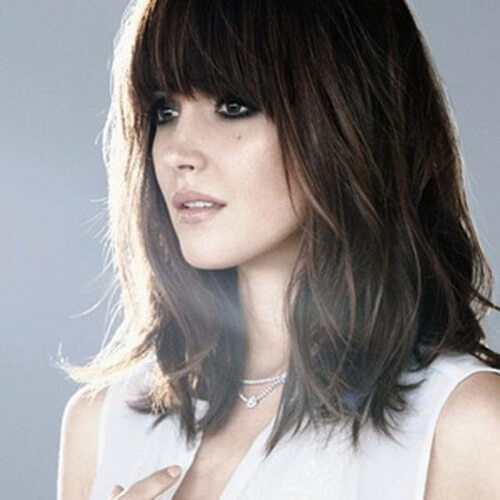 Bring Movement Flexibility 50 Haircuts With Bangs For