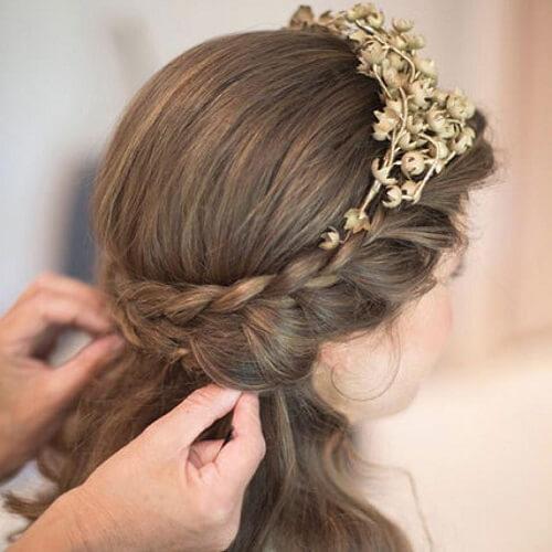 50 First Communion Hairstyles Ideas | Hair Motive Hair Motive