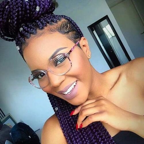 50 Ultra Cool Shaved Hairstyles For Black Women Hair