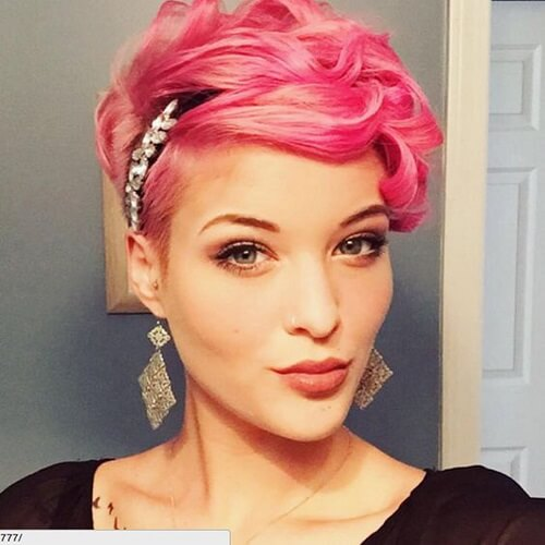 50 Wavy & Curly Pixie Cut Ideas for All Face Shapes ...