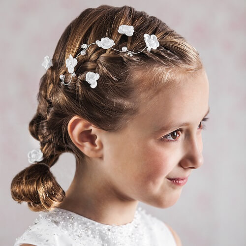 50 First Communion Hairstyles Ideas Hair Motive Hair Motive