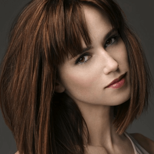 Bring Movement Amp Flexibility 50 Haircuts With Bangs For