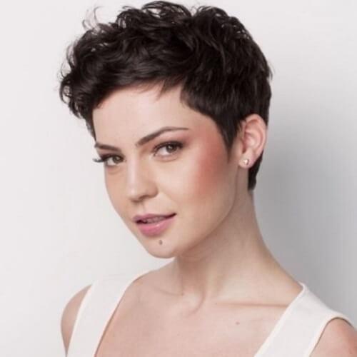 Pixie Haircut for Thin Hair