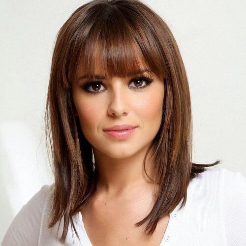 Bring Movement Flexibility 50 Haircuts With Bangs For Medium Hair Hair Motive Hair Motive