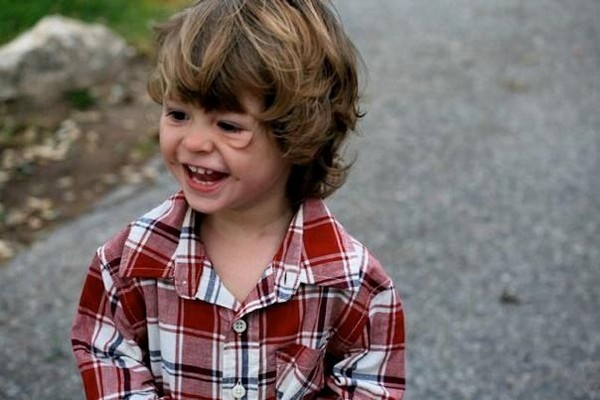 long hairstyle for little boys