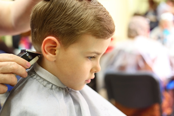 retro haircut for little boys