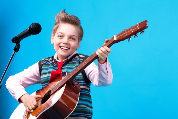 pompadour hairstyle for little boys