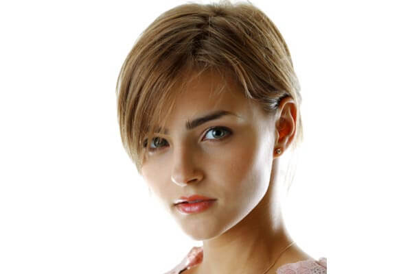 short bob for women with fine hair
