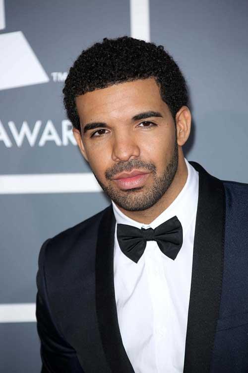 Drake curly hair