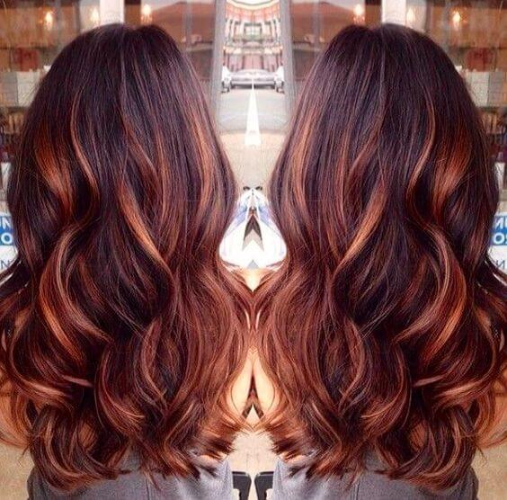 Transform Your Brown Hair With Our 50 Lowlights Highlights Suggestions Hair Motive Hair Motive