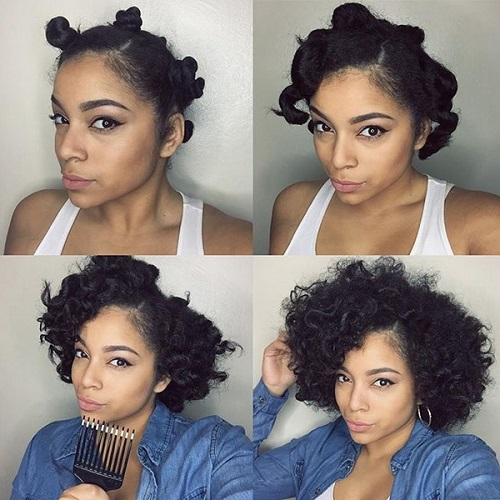 50 Catchy and Practical Flat Twist Hairstyles | Hair