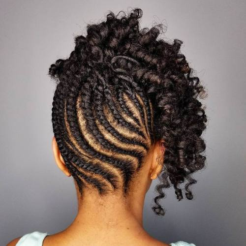 50 Catchy And Practical Flat Twist Hairstyles Hair Motive