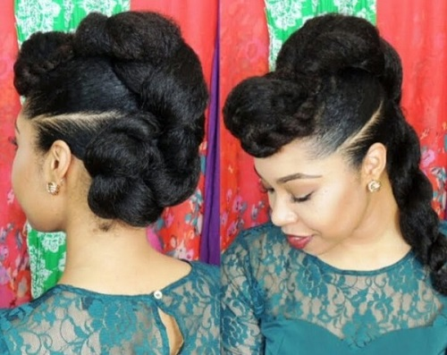 Twist Styles For Black Hair 50 Catchy And Practical Flat Twist Hairstyles  Hair Motive Hair .