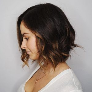 50 Astonishing Hairstyles for Brown Hair with Lowlights and Highlights