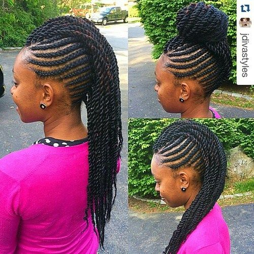 Pleasant 50 Catchy And Practical Flat Twist Hairstyles Hair Motive Hair Schematic Wiring Diagrams Amerangerunnerswayorg