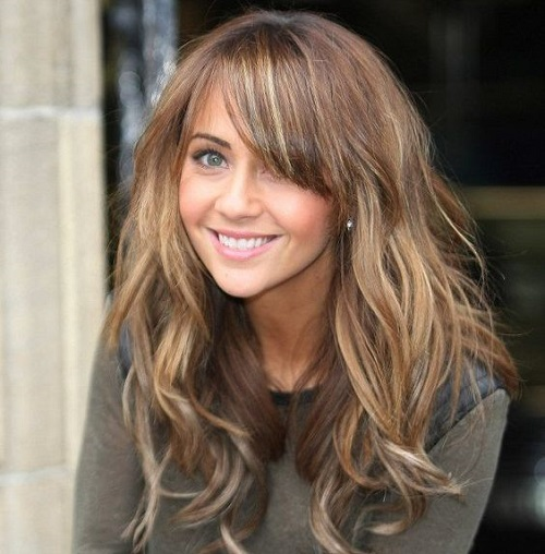 50 Astonishing Hairstyles For Brown Hair With Lowlights