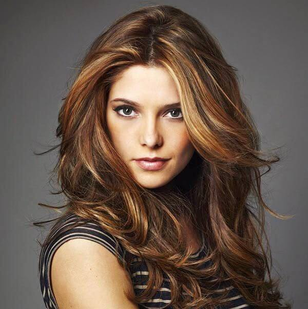 50 Astonishing Hairstyles For Brown Hair With Lowlights And