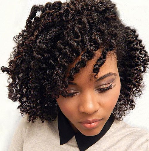 45 Catchy And Pratical Flat Twist Hairstyles Hair Motive Hair Motive