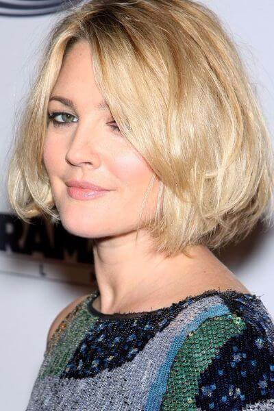 Classic A-Line Bob for Wavy Hair