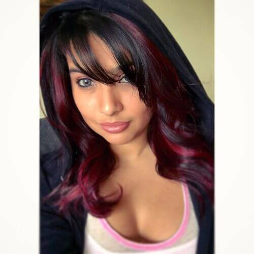 50 Vivid Burgundy Hair Color Ideas For This Fall Hair Motive Hair