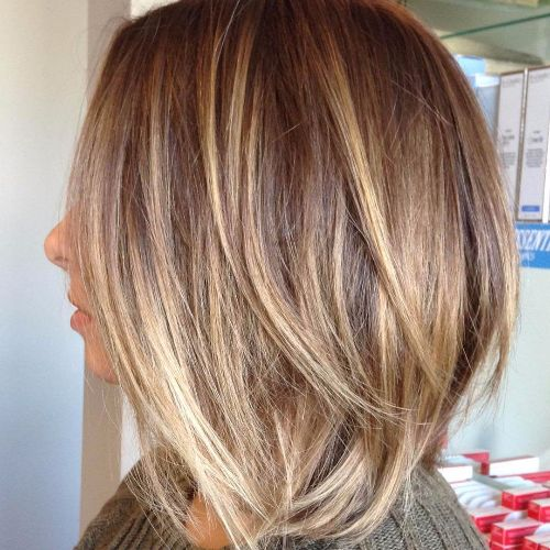 80 balayage highlights ideas for every hair color hair motive blonde balayage highlights source light brown hair pmusecretfo Image collections