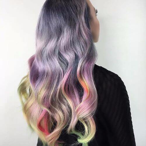 mermaid hair