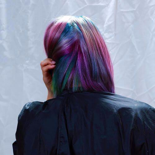 short mermaid hair