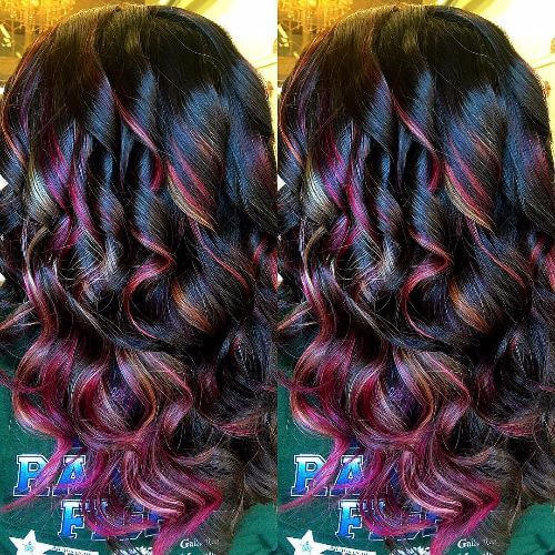 ... Burgundy Hair Color Ideas for this Fall | Hair Motive Hair Motive