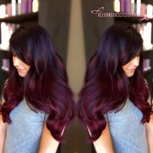 50 Purple Ombre Hair Ideas Worth Checking Out | Hair Motive Hair Motive