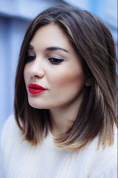 Best Mid Length Haircuts For Fine Hair 103