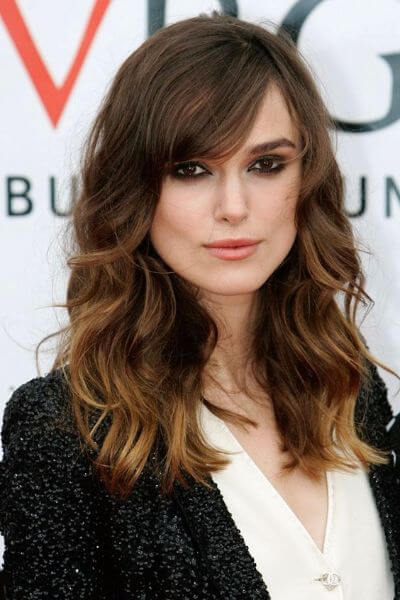 Blonde Sombre for Brown Hair