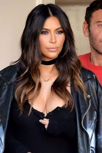 Brown Sombre for Black Hair