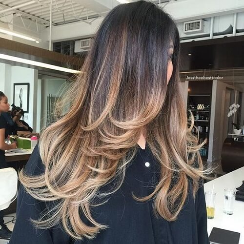 50 Gorgeous Balayage Hair Color & Styling Ideas | Hair