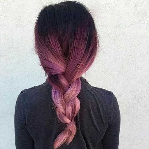Faded Pink Braid