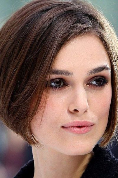 French Bob for Short Thin Hair