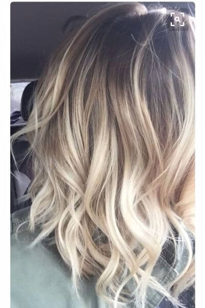 Gorgeous Blonde Sombre Ombre Hair