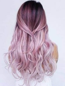 Lavender Fairy Hair
