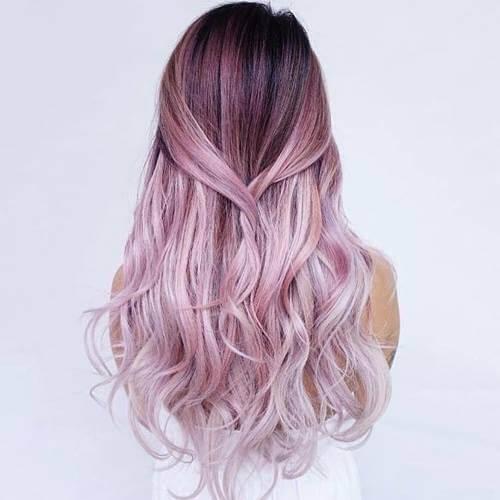 Lavender Fairy Hair