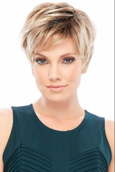 Pixie Cut Hairstyles for Thin Hair