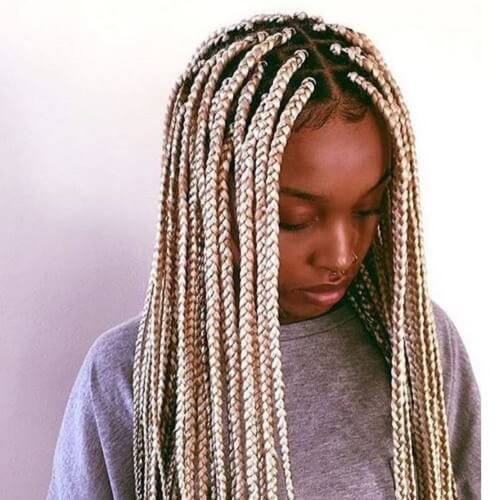 Crochet Box Braids Pre Braided : 50 Glamorous Ways to Rock Box Braids Hair Motive Hair Motive
