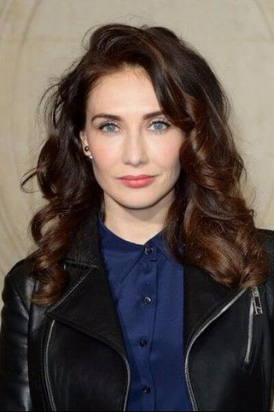 Rich Chocolate Sombre Hairstyle for Dark Hair