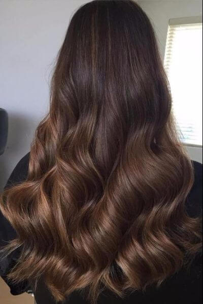 Scrumptious Chocolate Brown Sombre for Dark Brown Hair