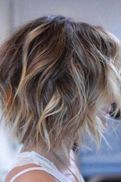 Layered Bob Hairstyles For Fine Thin Hair 43